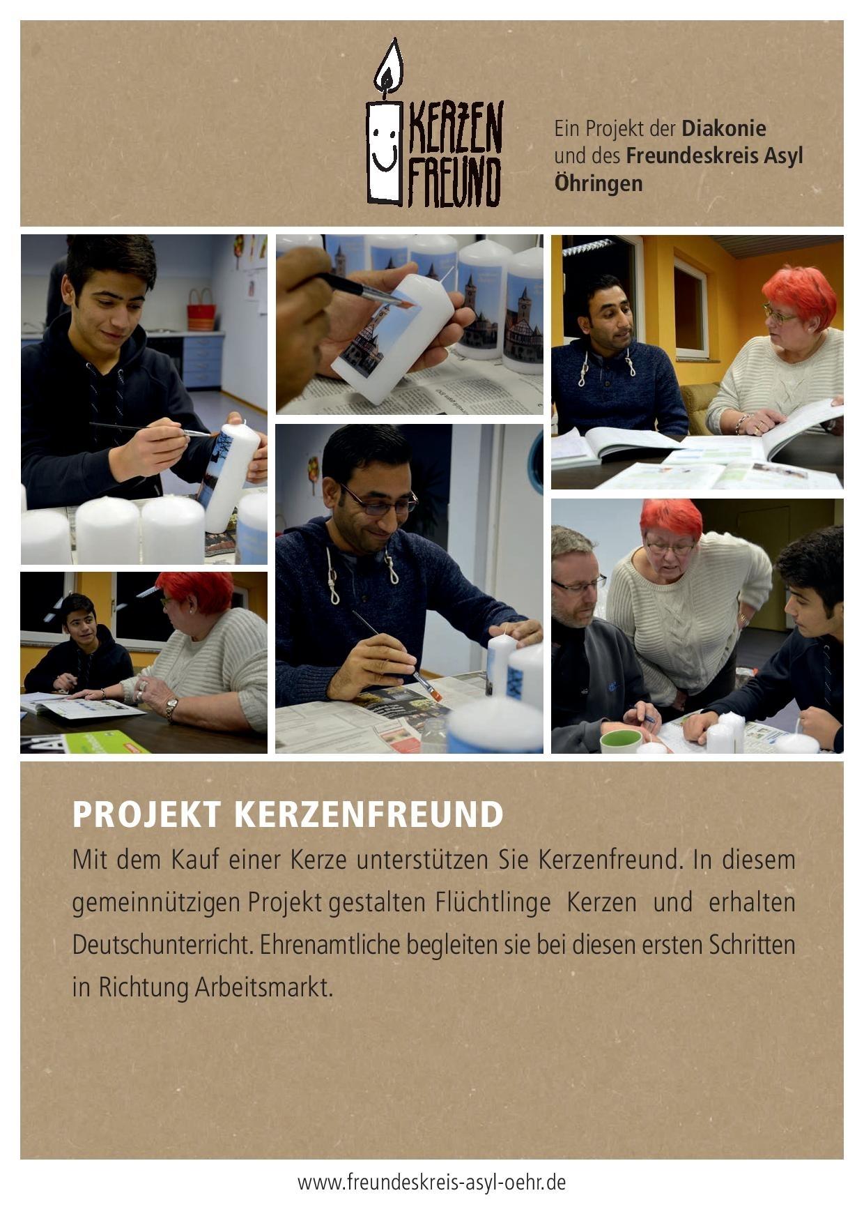 Projekt Kerzenfreund
